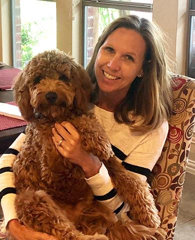 Employee of Month Julie Lillard